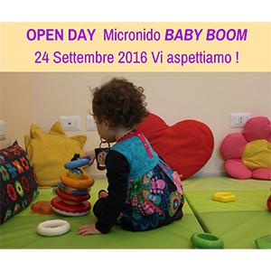 Open Day Settembre