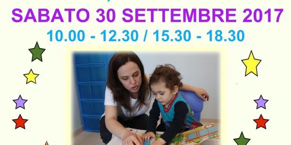 Open Day SETTEMBRE 2017