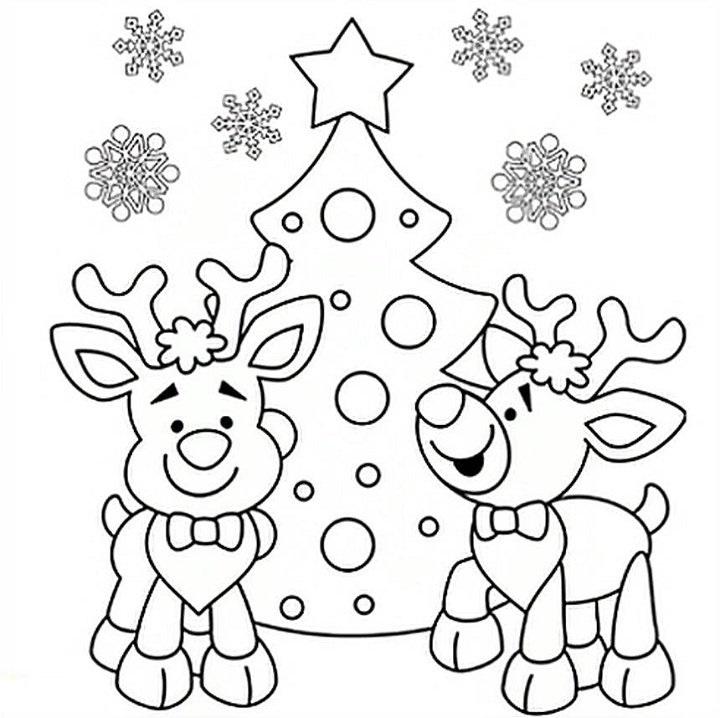 Coloriamo Il Natale Con I Nostri Bimbi Micronido Baby Boom