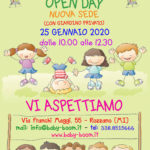 Open day 25.1.2020