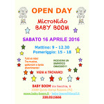 Open Day Aprile
