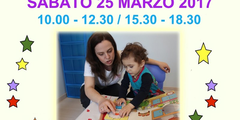 Open day 25 marzo 2017