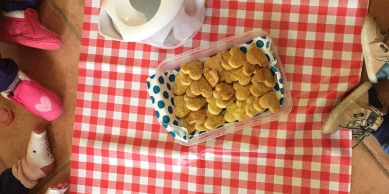 Té e biscotti
