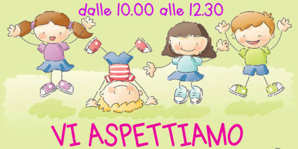 OPEN DAY aprile 2019